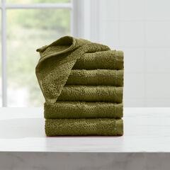 BH Studio 6-Pc. Washcloth Set,