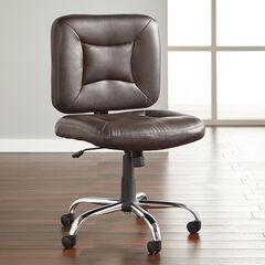 Armless Office Chair,