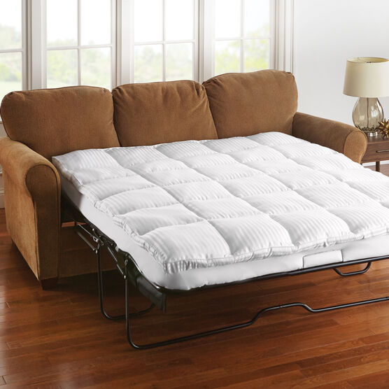 Sofa Bed Mattress Topper Plus Size