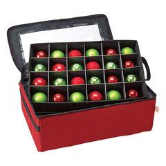 2-Tray Ornament Storage Bag ,