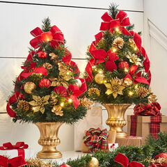 """24""""H Tabletop Christmas Tree ,"""