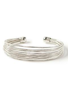 Wire Cuff Bracelet,