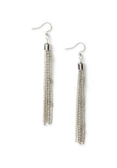 Timeless Tassel Drop Earrings,