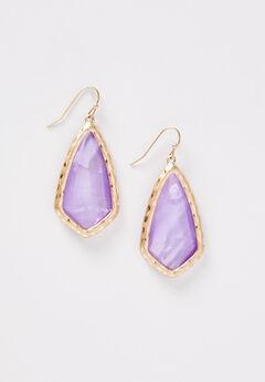 Aurora Teardrop Earrings,