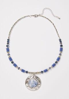 Seven Seas Pendant Necklace,