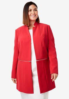 Convertible Bi-Stretch Jacket,