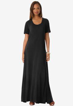 Tee Shirt Maxi Dress,