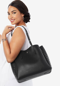 Studded Tote,