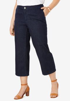 9e7e13b4331 Plus Size Straight Leg Jeans for Women