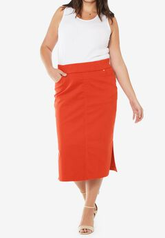 20ecac8979 Plus Size Skirts for Women | Woman Within