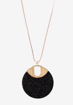 Long Pendant Necklace,