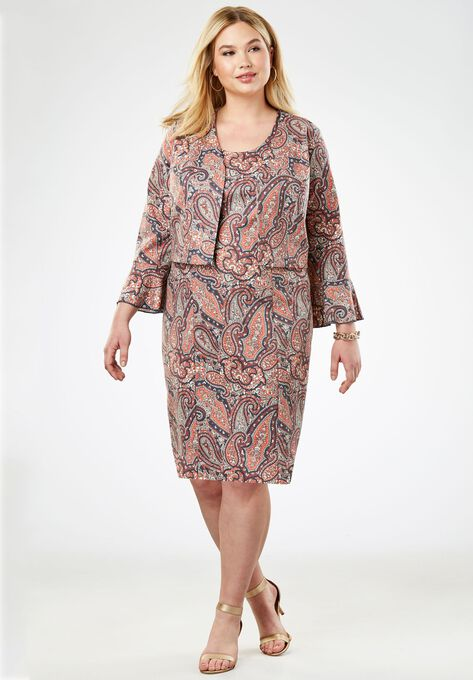 Jacket Dresses For Special Occasions - Dress Foto and Picture