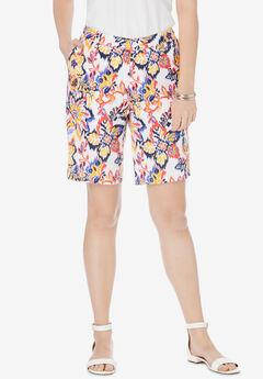 Poplin Shorts,