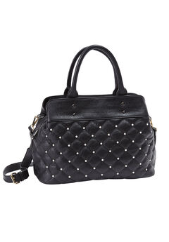 Pearl Quilted Bag,