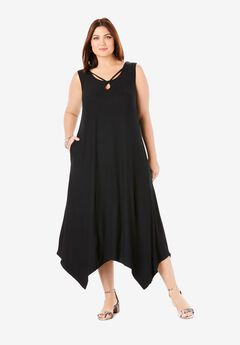 Knit Maxi Dress,