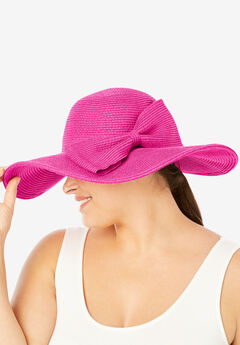 Floppy Hat With Bow,