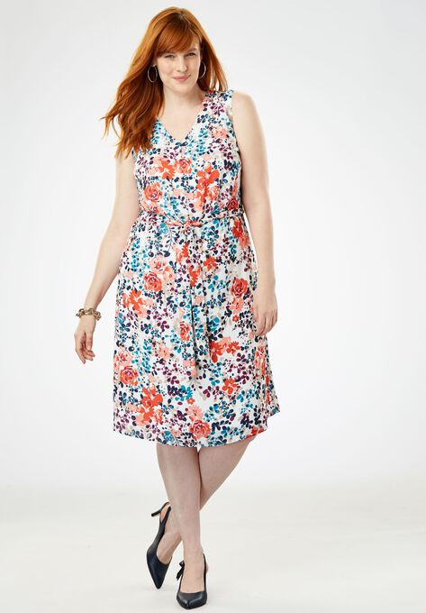 A Line Georgette Dress Plus Size Special Occasion Dresses Woman