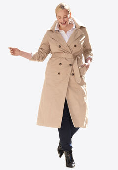 6f28532462c Plus Size Outerwear  Long Coats   Jackets for Women