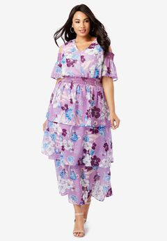 bdfb4d4c115 Plus Size Maxi Dresses