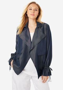 5890422c3d3 Plus Size Coats   Winter Jackets for Women