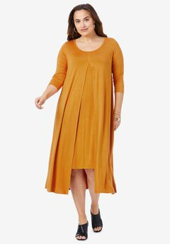 Double Layered Dress,