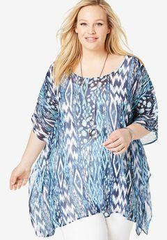 a034e814139 Plus Size Shirts   Blouses for Women