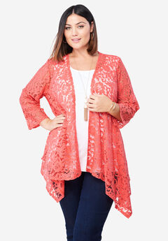 Lace Topper,