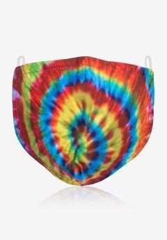 2-Layer Extra Large Reusable Cotton Face Mask - Men's,