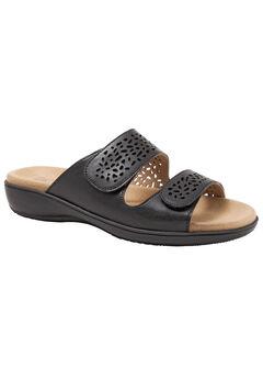Tokie Sandals by Trotters®, BLACK, hi-res