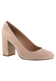 Nara Leather Pump by Bella Vita®,