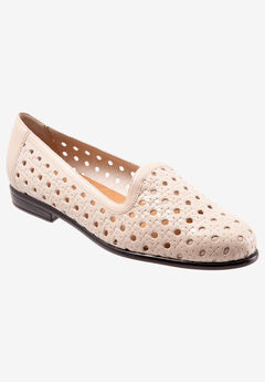 Liz Open Weave Slip-On by Trotters®,