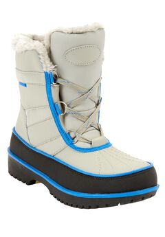 Comfortview® 'Brienne' Waterproof Boot, GREY BLUE MULTI, hi-res