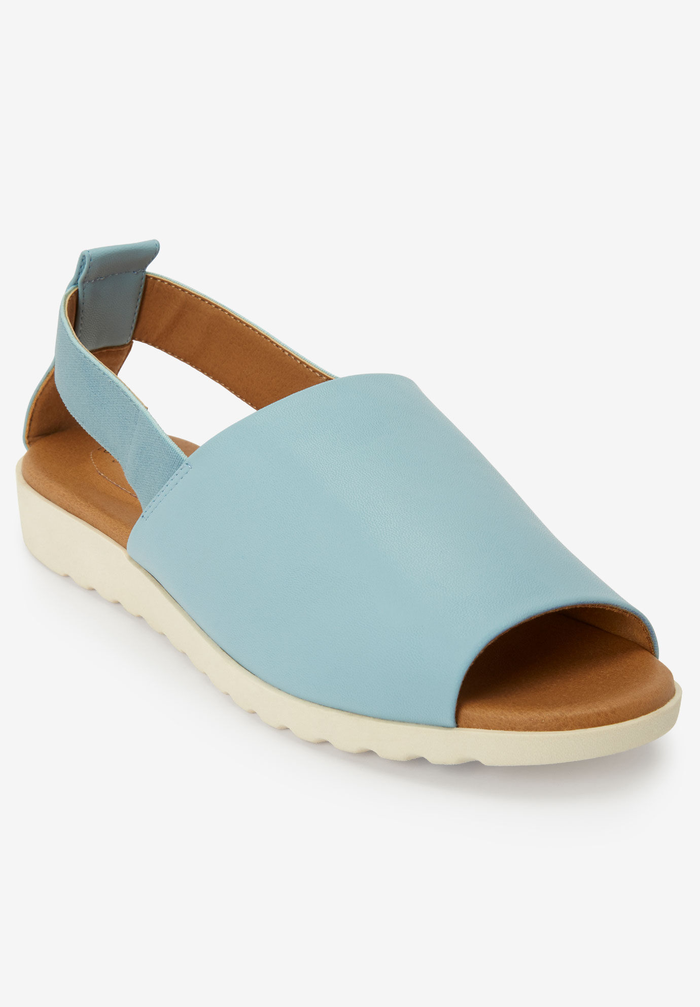 Wide Width Casual Sandals for Women