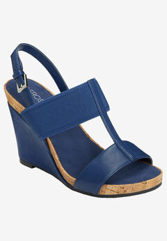 Plush Behind Sandal by Aerosoles®,