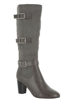 Talina II Boots by Bella Vita®, GREY BURNISH, hi-res