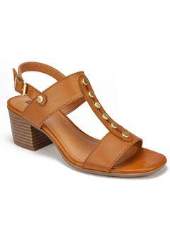 Larkin Heel Sandal by White Mountain,