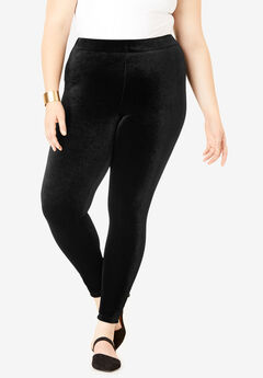 Velour Legging,