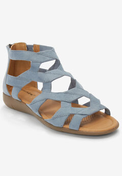The Callie Shootie by Comfortview®, CHAMBRAY BLUE