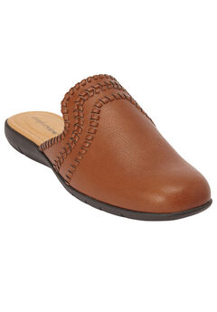 The Valerie Mule by Comfortview®, COGNAC, hi-res