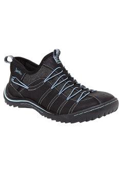 Spirit Vegan Sneakers by Jambu®, BLACK BLUE SMOKE, hi-res