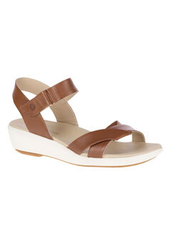 Lyricale Qtr Strap Sandals by Hush Puppies®,