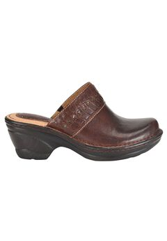 Lorain Clogs by Comfortiva®, BROWN, hi-res