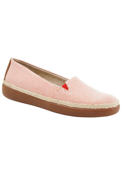 Accent Slip-Ons by Trotters®, RED LINEN, hi-res