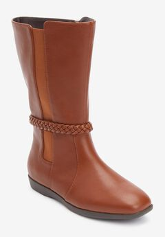 The Nova Wide Calf Boot ,
