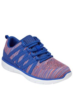 Pacillia Sneakers by Comfortview®, ROYAL PERIWINKLE, hi-res