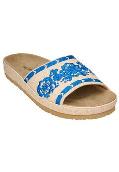 Jody Sandals by Comfortview®, NATURAL, hi-res