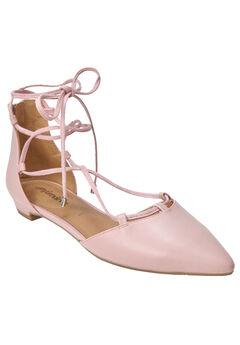 Dora Flats by Comfortview®, ROSE MIST