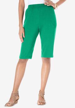 Soft Knit Bermuda Short,