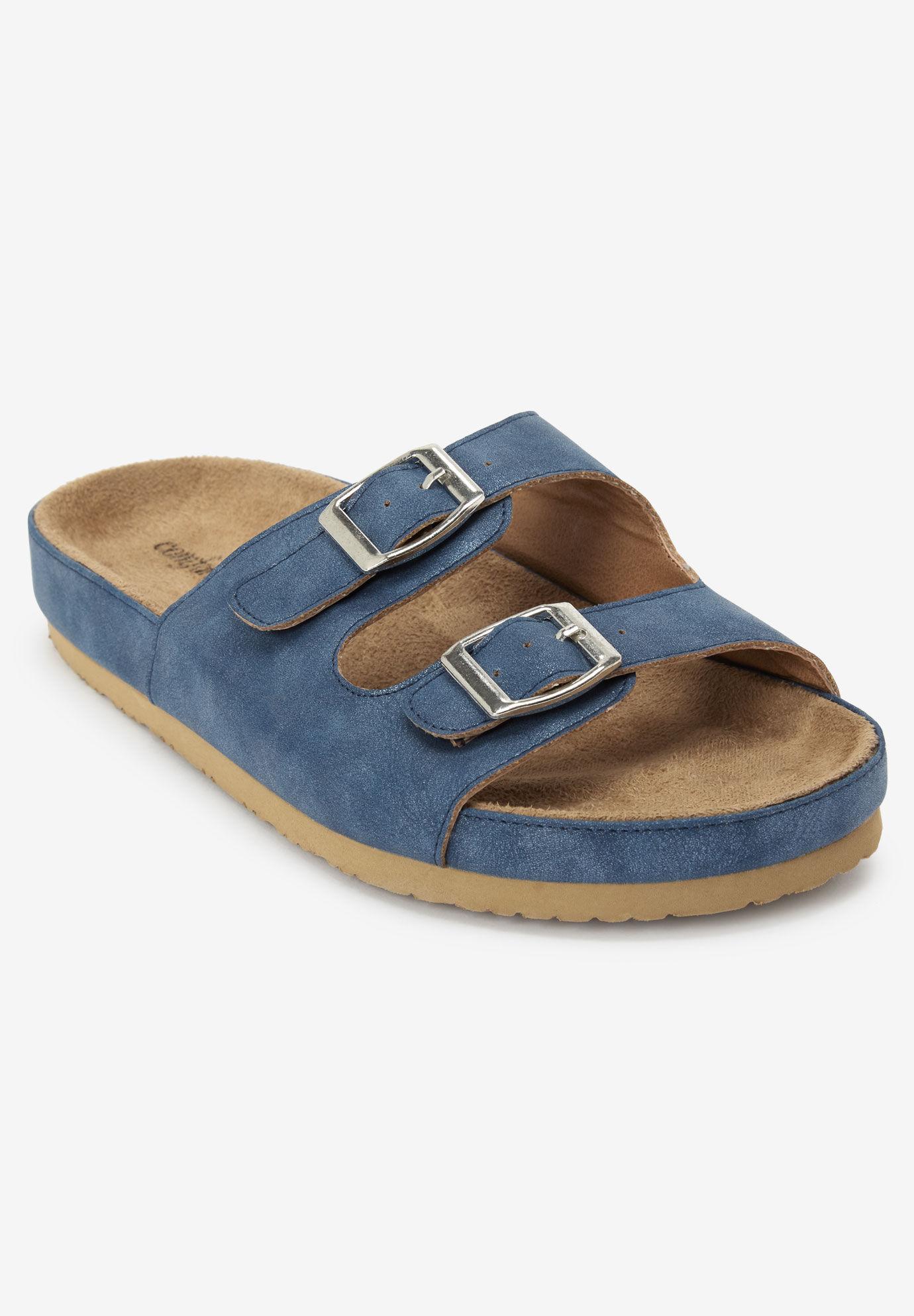 Shop for Wide Width Sport Sandals for