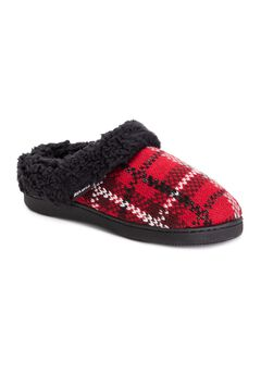 Suzanne Clog Slipper by Muk Luks,